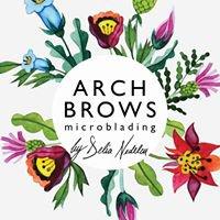 Arch Brows - Microblading by Delia Nedelcu