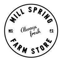 Mill Spring Farm Store