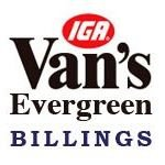 Van's Evergreen IGA