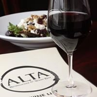 ALTA Restaurant and Wine Bar