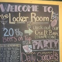 The Locker Room Sports Pub
