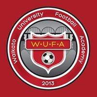 Waikato University Football Academy.