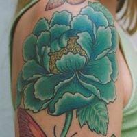 Kaleidoscope Tattoo