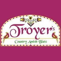 Troyer's Country Amish Blatz