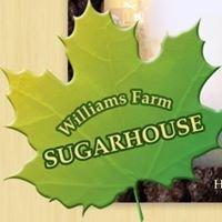 Williams Farm Sugarhouse