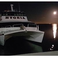 HYGEIA PARTY BOAT GEELONG