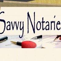 Savvy Notaries