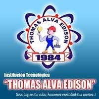 EDUTEC THOMAS ALVA EDISON