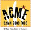 Acme Food & Beverage Co.