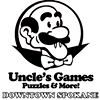 Uncle's Games (Downtown Spokane)