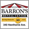 Barron's Rental Center