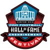 Pro Football Hall of Fame Enshrinement Festival