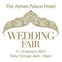 Bahi Ajman Palace Hotel Wedding Fair