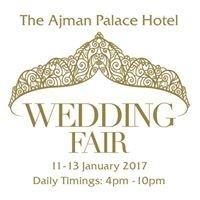 Bahi Ajman Palace Hotel Wedding Fair