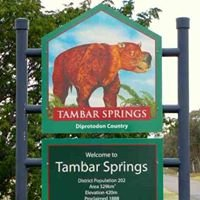 Tambar Springs Community