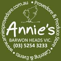 Annie's Provedore