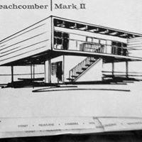 The Beachcomber House c.1961
