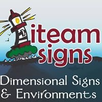 Iteam Signs and Design  250-941-1671