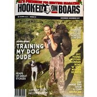 Hooked On Boars Magazine