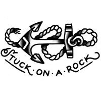 Stuck On A Rock