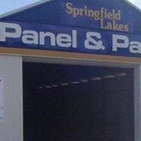 Springfield Lakes Panel & Paint