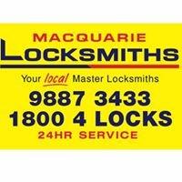 Macquarie Locksmiths