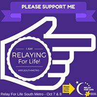 Relay For Life South Metro