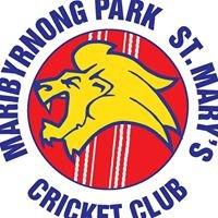 Maribyrnong Park St Mary's Cricket Club - Lions