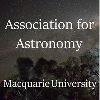 Association for Astronomy - Macquarie University
