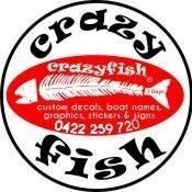 Crazyfish Signs