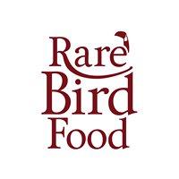 Rare Bird Food
