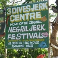 3 Dives Jerk Centre, Negril, Jamaica