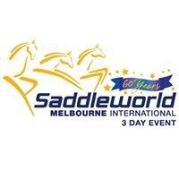 Melbourne International 3 Day Event