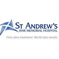 St Andrew's War Memorial Hospital, Brisbane