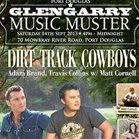 Glengarry Music Muster Port Douglas