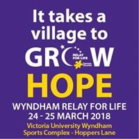 Wyndham Cancer Council Victoria Relay For Life
