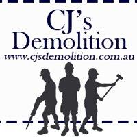 CJ's Demolition PTY Limited