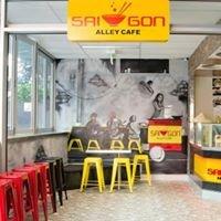 Saigon Alley Cafe. Vietnamese Street Food