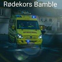 Bamble Røde Kors Hjelpekorps