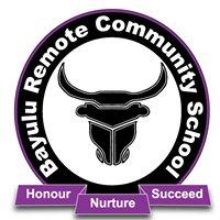 Bayulu Remote Community School