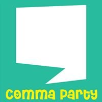 comma party