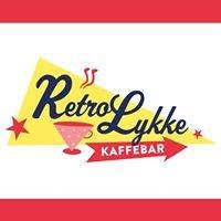 Retrolykke kaffebar
