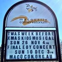 Macquarie Conservatorium