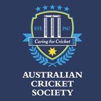 Australian Cricket Society