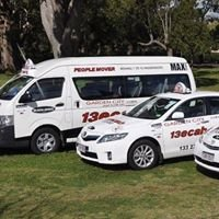 Black and White Cabs Toowoomba