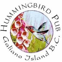 Hummingbird Inn Pub and Restaurant, Galiano