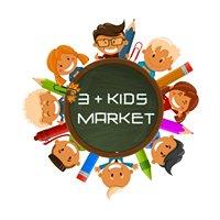 3+ Kids Market