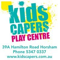 Kids Capers