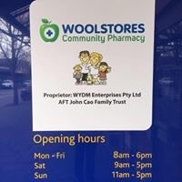 Woolstores Community Pharmacy, Fremantle