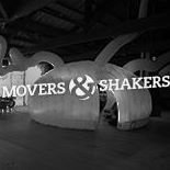 Movers & Shakers Britomart